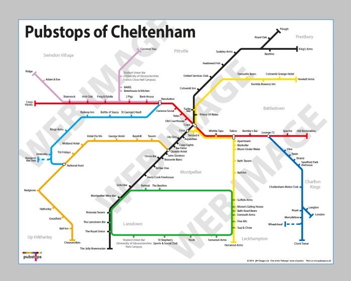 Cheltenham Unframed