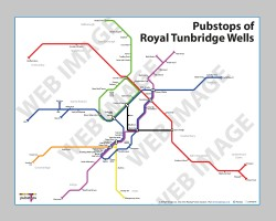 Royal Tunbridge Wells Unframed